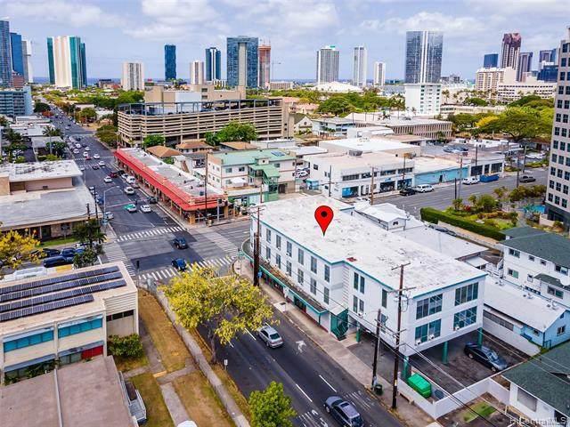 1096 S Beretania Street #203, Honolulu, HI 96814 (MLS #202014421) :: Elite Pacific Properties