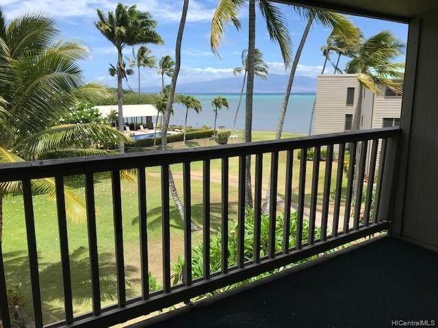 7142 Kamehameha V Highway B306, Kaunakakai, HI 96748 (MLS #202014423) :: Elite Pacific Properties