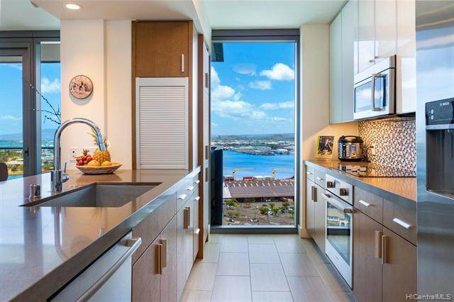 600 Ala Moana Boulevard #2502, Honolulu, HI 96813 (MLS #202014451) :: Elite Pacific Properties