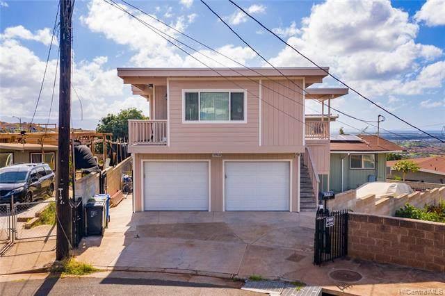 92-597 Mehani Place, Kapolei, HI 96707 (MLS #202014463) :: Elite Pacific Properties