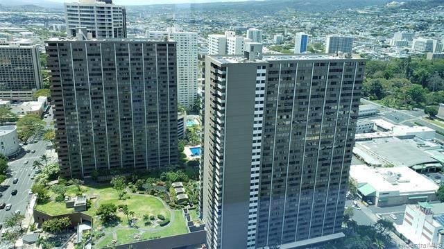 55 S Kukui Street D1709, Honolulu, HI 96813 (MLS #202014471) :: Elite Pacific Properties