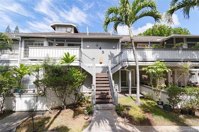 545 Mananai Place 28S, Honolulu, HI 96818 (MLS #202014477) :: Elite Pacific Properties