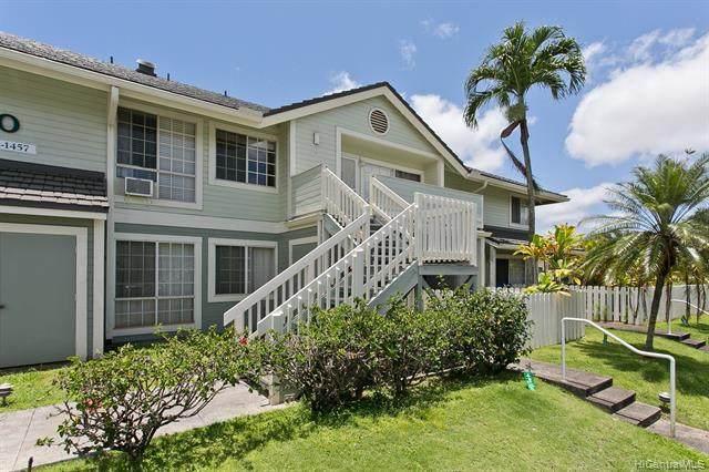 94-1457 Waipio Uka Street O203, Waipahu, HI 96797 (MLS #202014496) :: Elite Pacific Properties