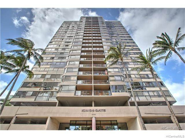 2724 Kahoaloha Lane #1705, Honolulu, HI 96826 (MLS #202014521) :: Elite Pacific Properties