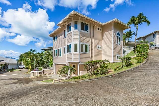 44-672 Kahinani Place #6, Kaneohe, HI 96744 (MLS #202014532) :: Barnes Hawaii