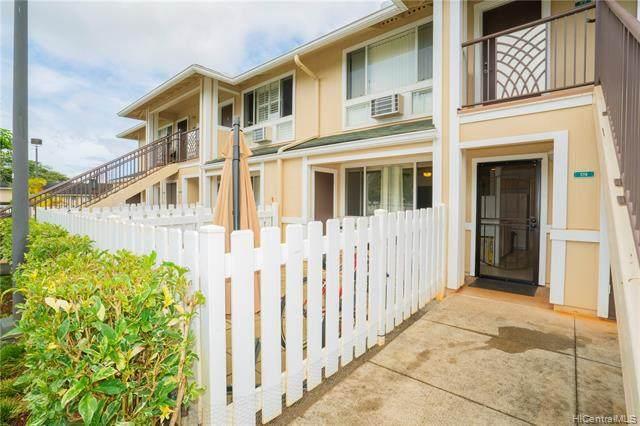 95-1125 Koolani Drive #174, Mililani, HI 96789 (MLS #202014570) :: Elite Pacific Properties