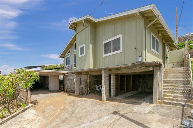 Address Not Published, Honolulu, HI 96816 (MLS #202014577) :: Elite Pacific Properties