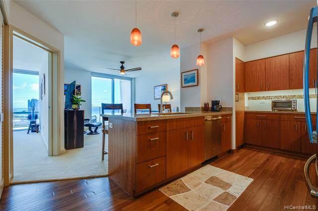 555 South Street #3104, Honolulu, HI 96813 (MLS #202014583) :: Elite Pacific Properties