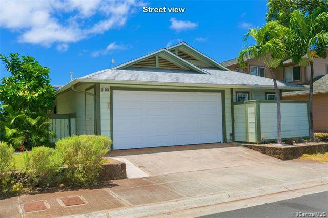 91-859 Puhikani Street, Ewa Beach, HI 96706 (MLS #202014587) :: The Ihara Team