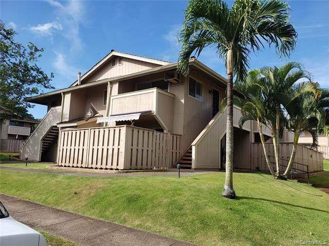94-1068 Kaukahi Place L10, Waipahu, HI 96797 (MLS #202014589) :: Elite Pacific Properties