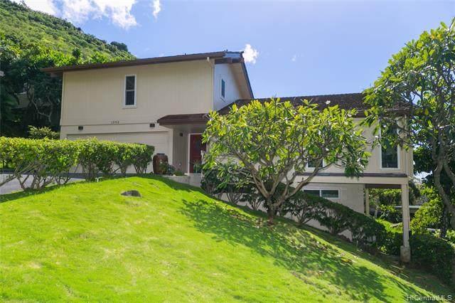 1592 Kalaniuka Circle #94, Honolulu, HI 96821 (MLS #202014598) :: Barnes Hawaii