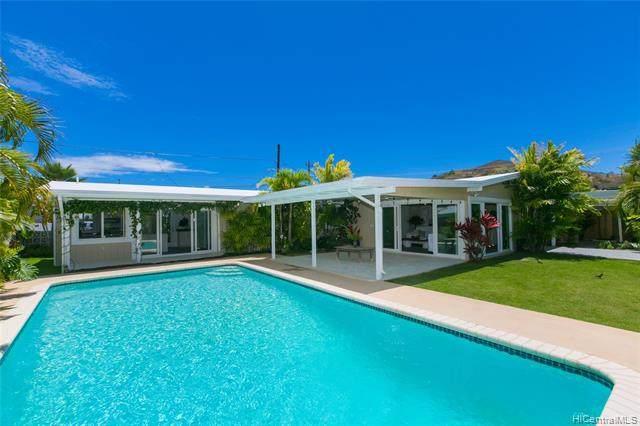 674 Wanaao Road, Kailua, HI 96734 (MLS #202014600) :: Elite Pacific Properties