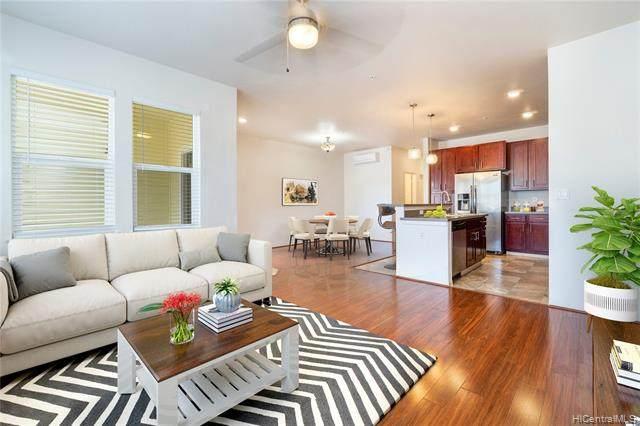 550 Kamaaha Avenue #902, Kapolei, HI 96707 (MLS #202014602) :: Elite Pacific Properties