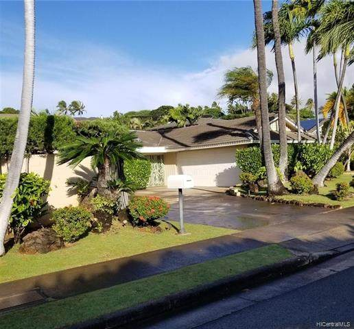 Address Not Published, Honolulu, HI 96816 (MLS #202014610) :: Barnes Hawaii