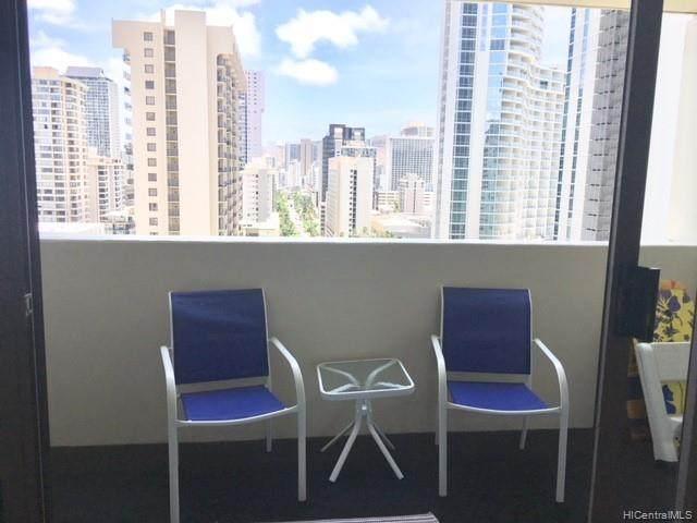 2092 Kuhio Avenue #2001, Honolulu, HI 96815 (MLS #202014636) :: Keller Williams Honolulu