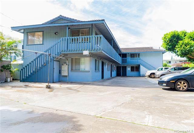 133 Lakeview Circle #8, Wahiawa, HI 96786 (MLS #202014639) :: Barnes Hawaii