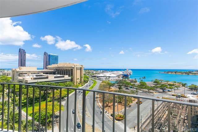 700 Richards Street #1110, Honolulu, HI 96813 (MLS #202014661) :: Elite Pacific Properties