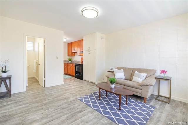 909 University Avenue #219, Honolulu, HI 96826 (MLS #202014693) :: Elite Pacific Properties