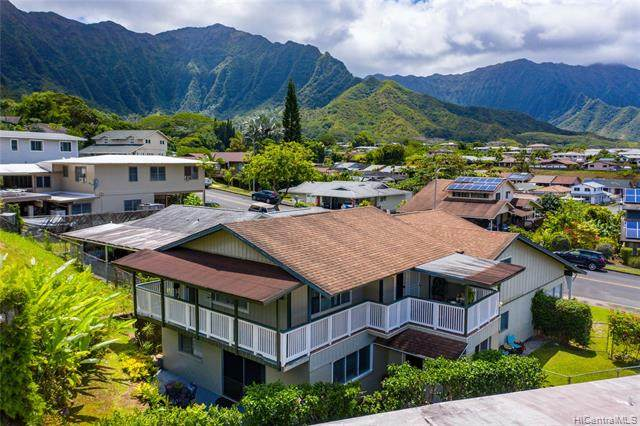 47-751 Hui Ulili Street, Kaneohe, HI 96744 (MLS #202014702) :: The Ihara Team
