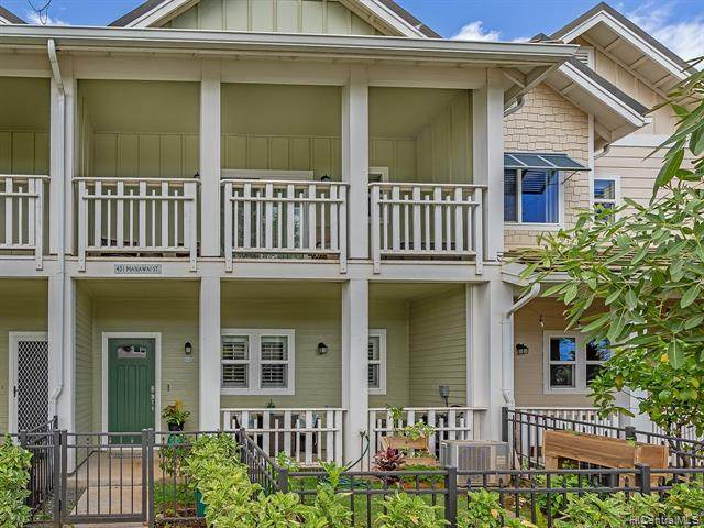431 Manawai Street #504, Kapolei, HI 96707 (MLS #202014732) :: Elite Pacific Properties