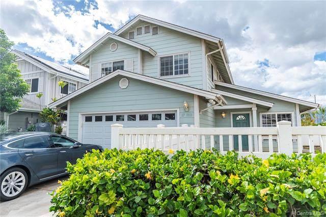87-1008 Kaihoolulu Street, Waianae, HI 96792 (MLS #202014777) :: The Ihara Team