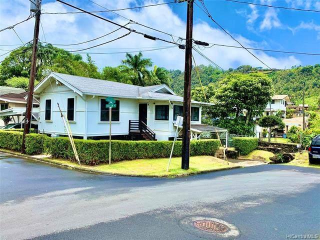 2603 Stream Drive, Honolulu, HI 96817 (MLS #202014778) :: Barnes Hawaii