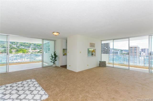 1130 Wilder Avenue #1102, Honolulu, HI 96822 (MLS #202014788) :: Island Life Homes