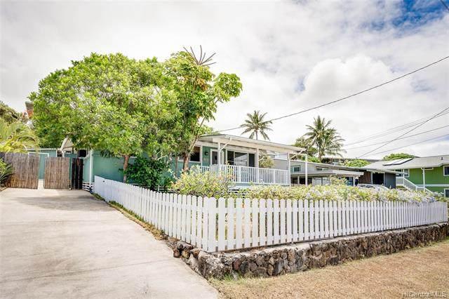 1347 Lekeona Street, Kailua, HI 96734 (MLS #202014802) :: Elite Pacific Properties