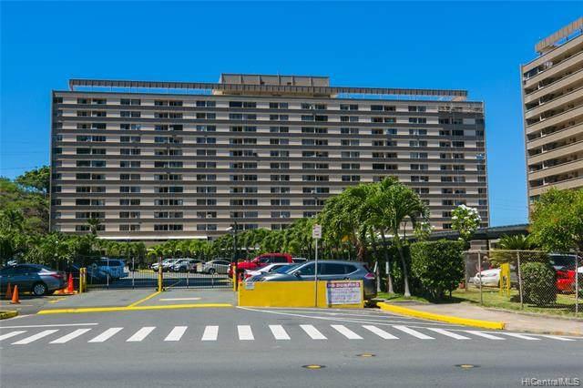 3215 Ala Ilima Street B1109, Honolulu, HI 96818 (MLS #202014833) :: The Ihara Team