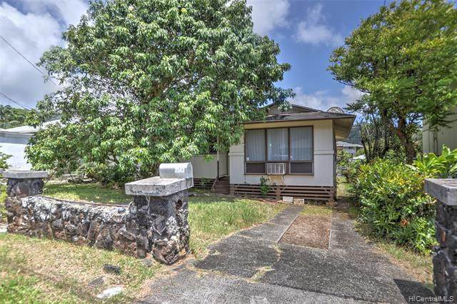 2543 Namauu Drive, Honolulu, HI 96817 (MLS #202014852) :: Barnes Hawaii