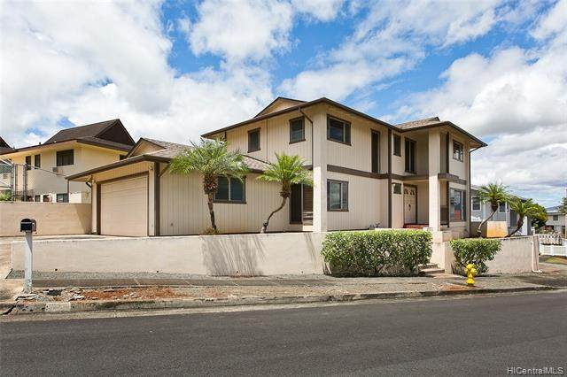 98-631 Puailima Street, Aiea, HI 96701 (MLS #202014864) :: The Ihara Team