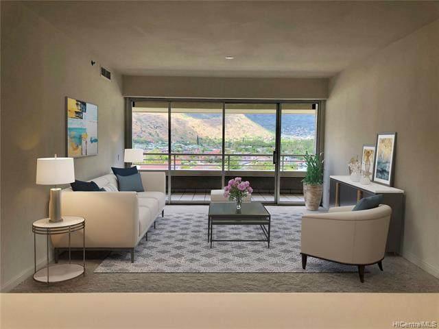 1 Keahole Place #2605, Honolulu, HI 96825 (MLS #202014867) :: Elite Pacific Properties