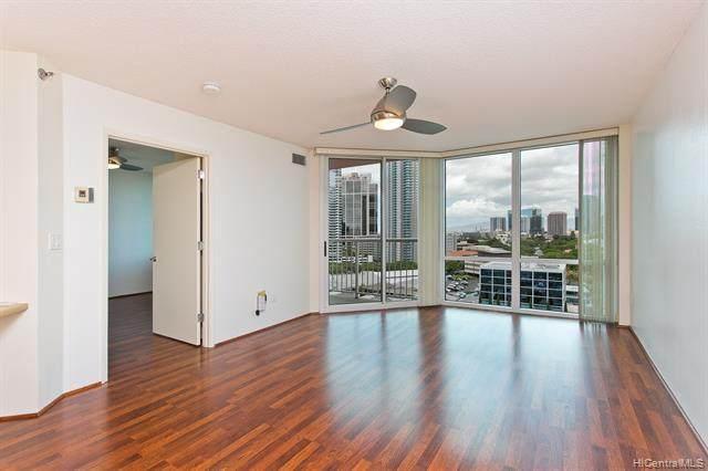 801 S King Street #1506, Honolulu, HI 96813 (MLS #202014870) :: Elite Pacific Properties
