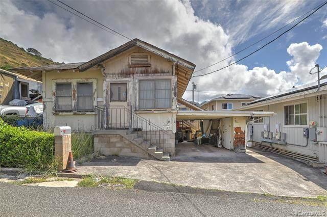 1768D Palolo Avenue, Honolulu, HI 96816 (MLS #202014883) :: Elite Pacific Properties
