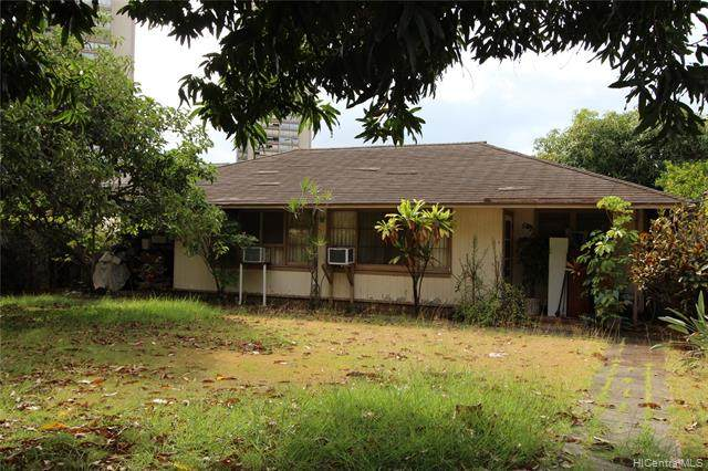 Address Not Published, Honolulu, HI 96826 (MLS #202014888) :: Elite Pacific Properties