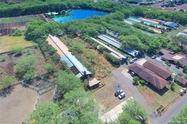 87-1610 Kuualoha Road, Waianae, HI 96792 (MLS #202014903) :: Corcoran Pacific Properties