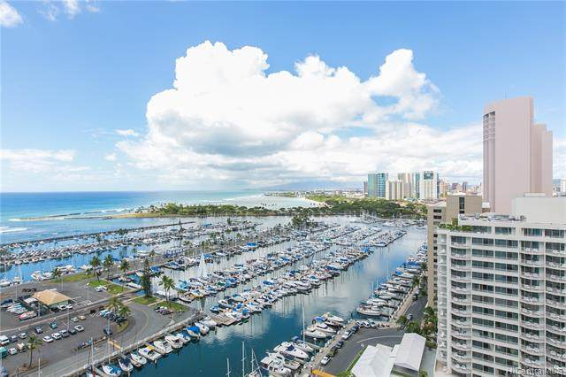 1777 Ala Moana Boulevard #2035, Honolulu, HI 96815 (MLS #202014906) :: Elite Pacific Properties