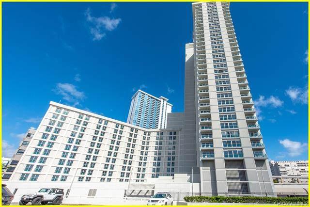 410 Atkinson Drive 4A2, Honolulu, HI 96814 (MLS #202014910) :: Team Lally