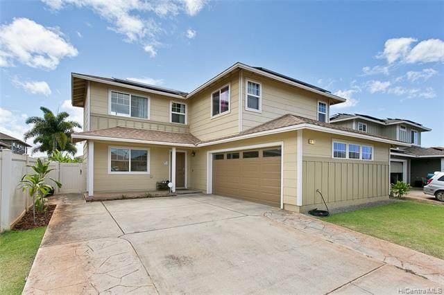 91-1015 Kahalepouli Street, Kapolei, HI 96707 (MLS #202014938) :: Keller Williams Honolulu