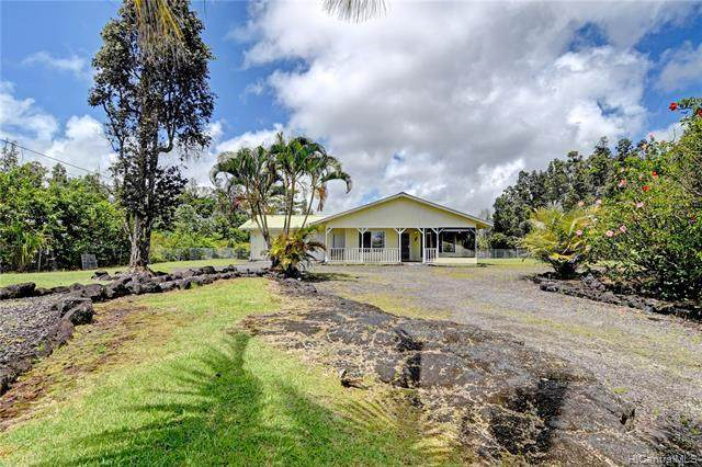 15-1540 7th Avenue, Keaau, HI 96749 (MLS #202014941) :: Elite Pacific Properties