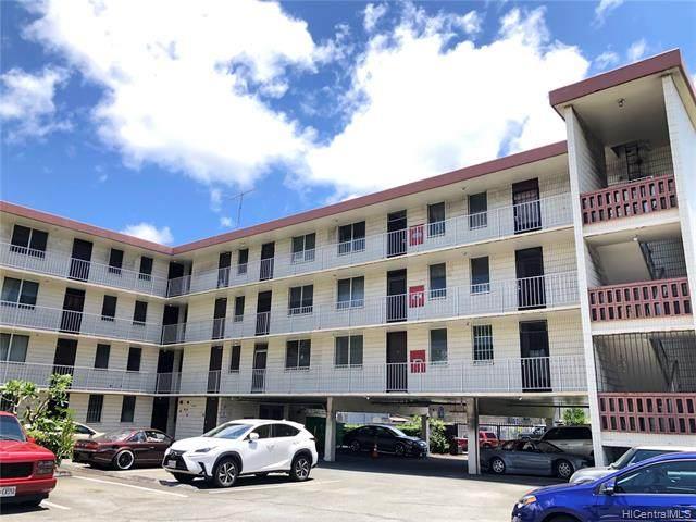 750 Kanoa Street #207, Honolulu, HI 96817 (MLS #202014949) :: Keller Williams Honolulu