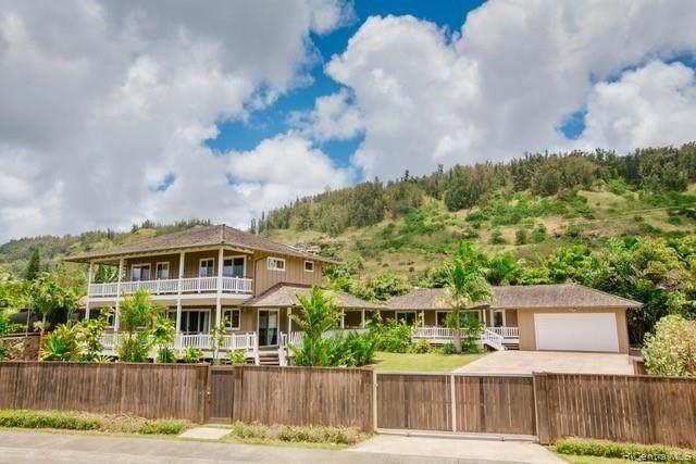 58-140 Napoonala Place, Haleiwa, HI 96712 (MLS #202014952) :: Barnes Hawaii