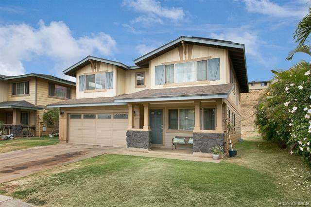 92-312 Pueonani Place, Kapolei, HI 96707 (MLS #202014971) :: Elite Pacific Properties