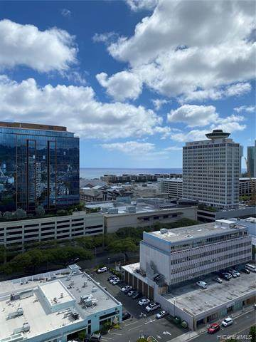 747 Amana Street #2016, Honolulu, HI 96814 (MLS #202014981) :: Elite Pacific Properties