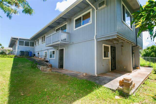 2313 Amokemoke Street, Pearl City, HI 96782 (MLS #202014998) :: Elite Pacific Properties