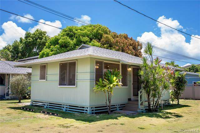 691 Kihapai Street B, Kailua, HI 96734 (MLS #202015004) :: Keller Williams Honolulu