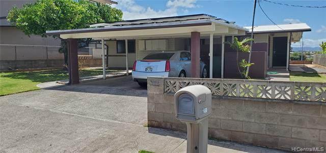 1669 Hooheno Street, Pearl City, HI 96782 (MLS #202015021) :: Barnes Hawaii