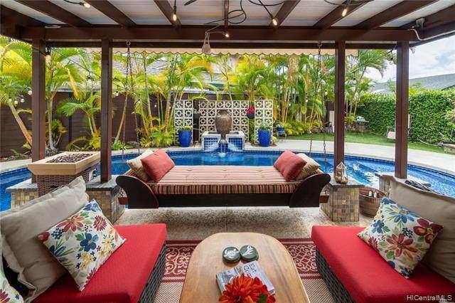 603 Alihi Place, Kailua, HI 96734 (MLS #202015037) :: Elite Pacific Properties