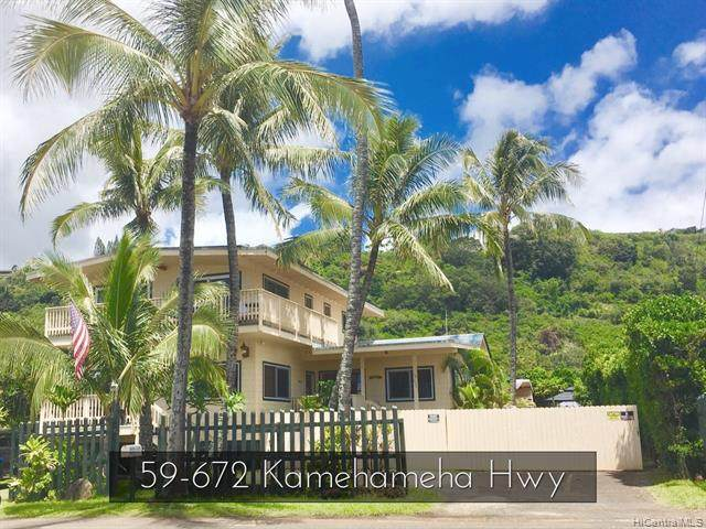 59-672 Kamehameha Highway, Haleiwa, HI 96712 (MLS #202015040) :: The Ihara Team