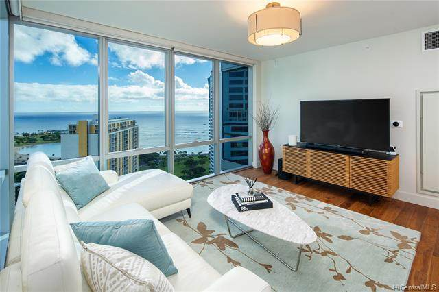 1189 Waimanu Street #3405, Honolulu, HI 96814 (MLS #202015049) :: Barnes Hawaii